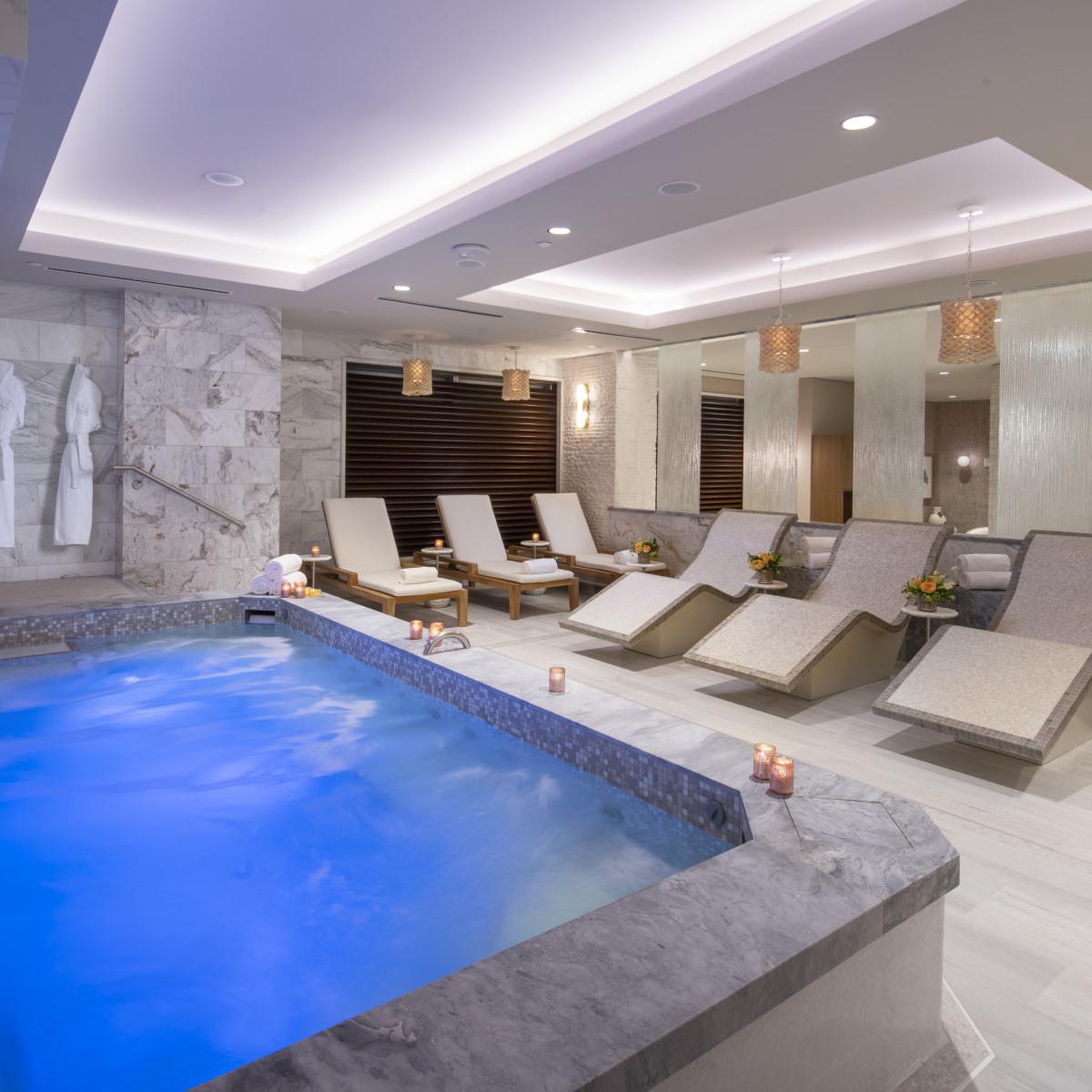 The Post Oak Hotel spa
