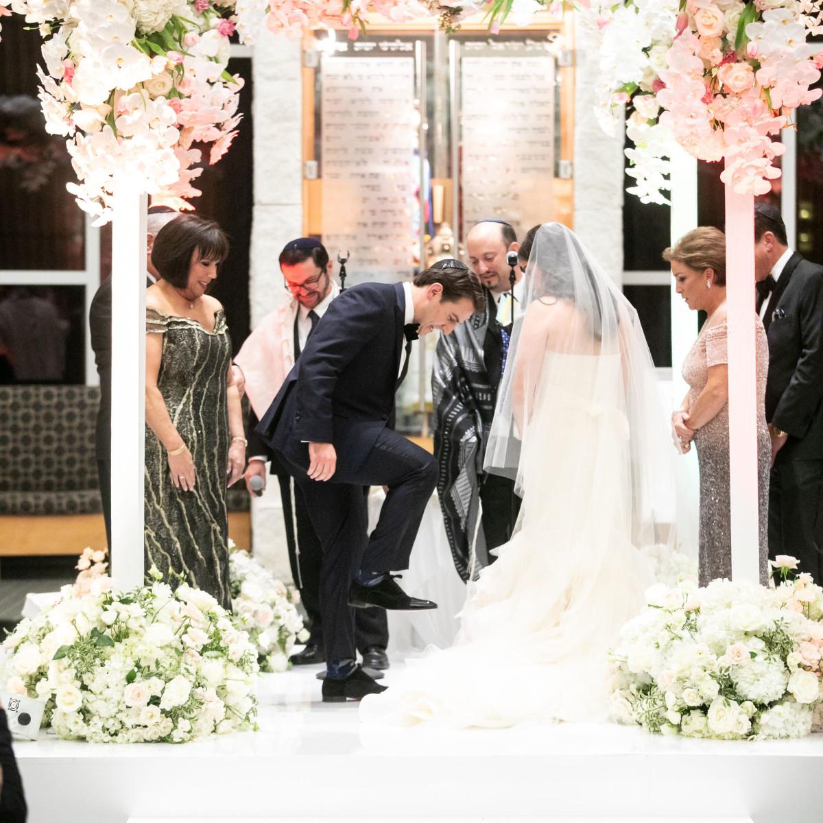 Courtney and josh wedding