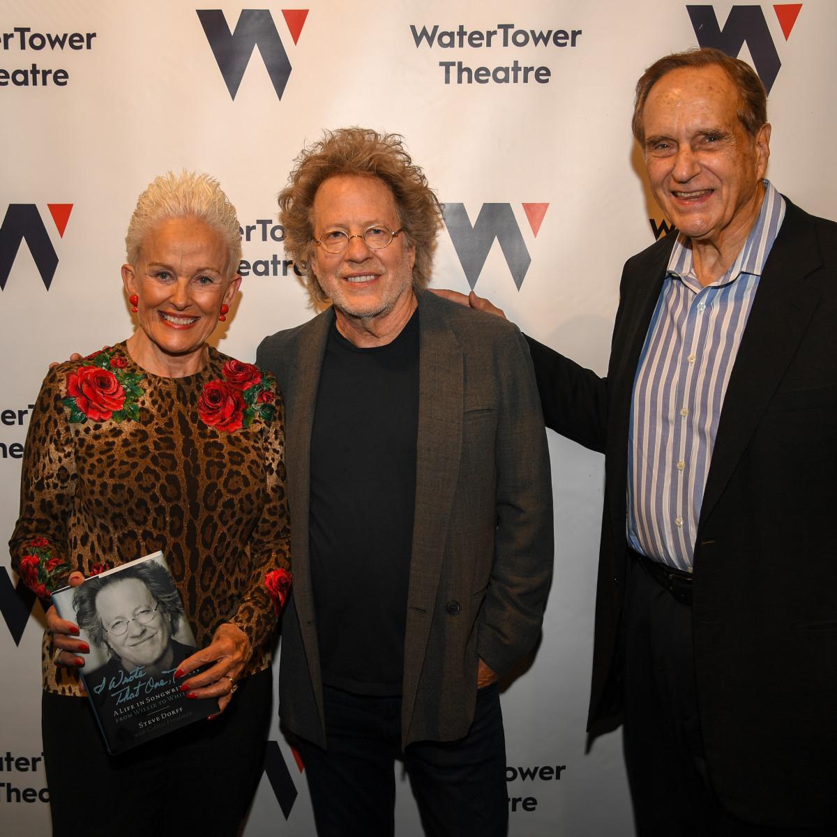 Barbara Daseke, Steve Dorff, Don Daseke