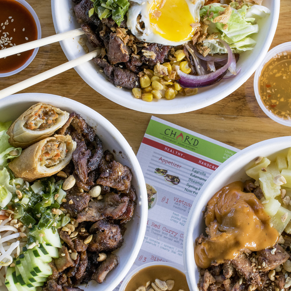 Char'd Southeast Asian Kitchen