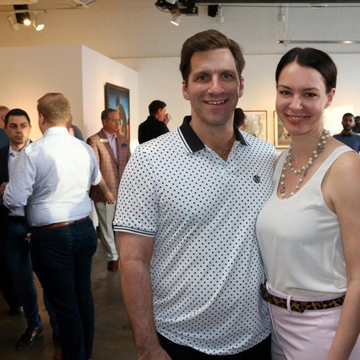 Jason and Brittanie Oleniczak