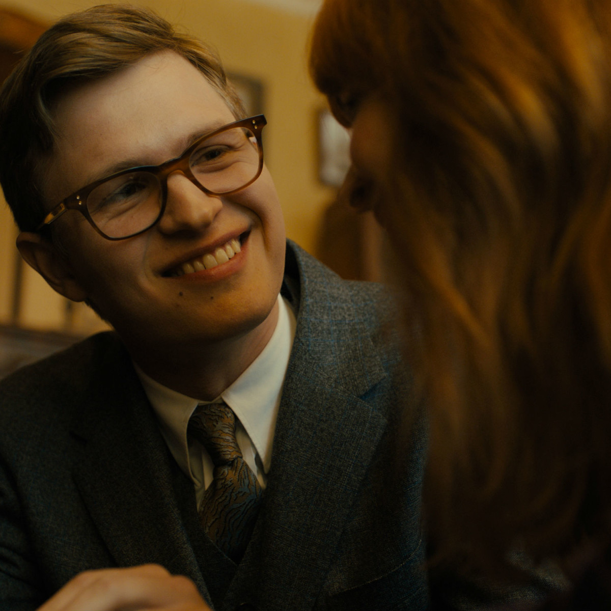 Ansel Elgort in The Goldfinch