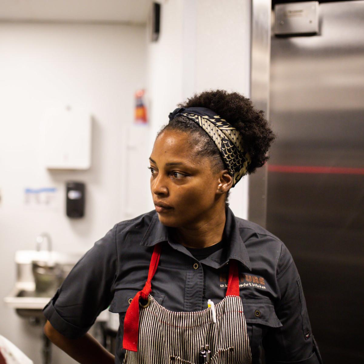 Food Apartheid Dinner Series Dawn Burrell Kulture