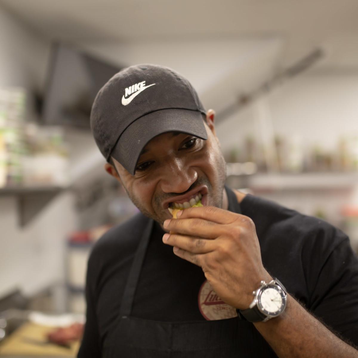 Food Apartheid Dinner Series Chris Williams Lucille's
