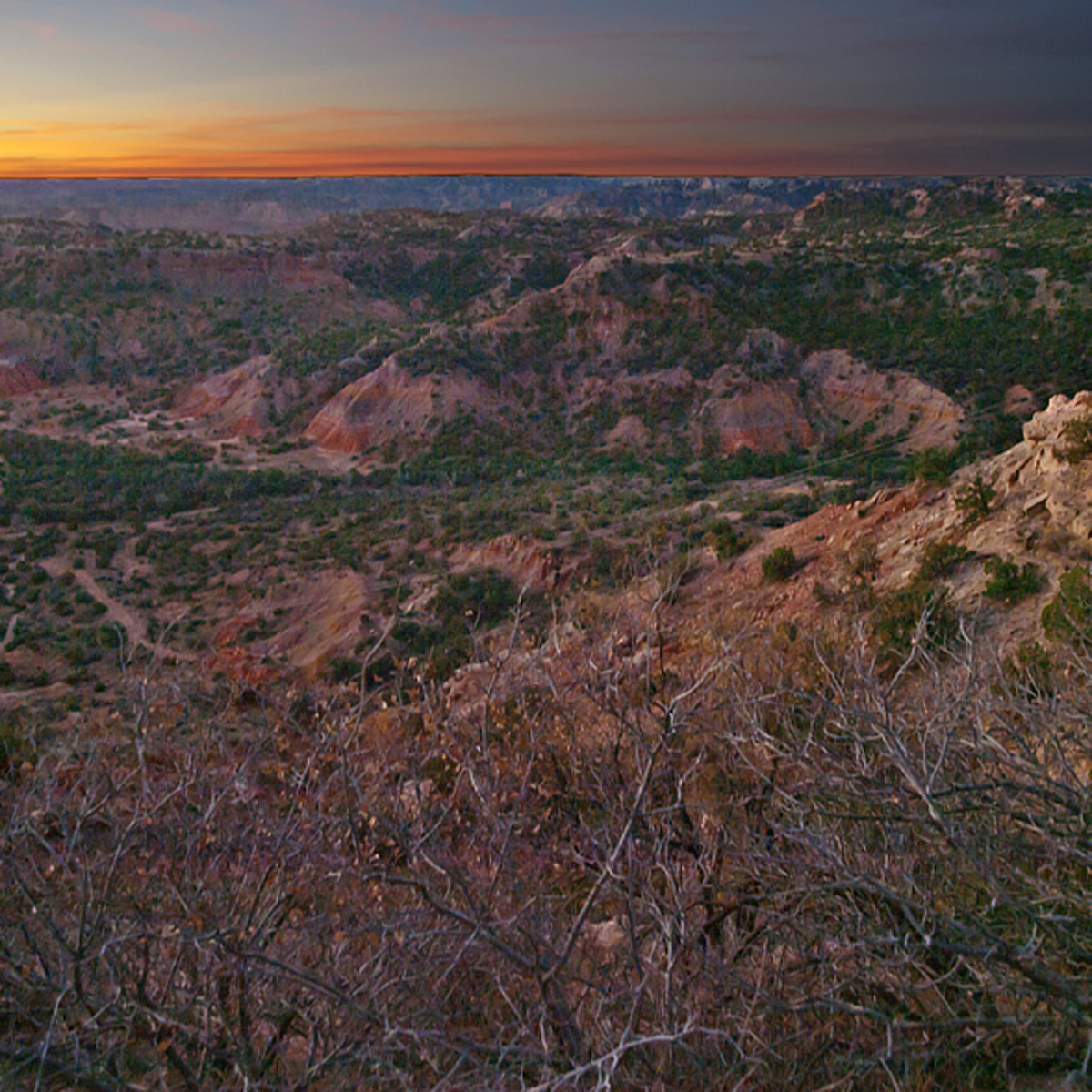 Goodnight Cabin Palo Duro Canyon