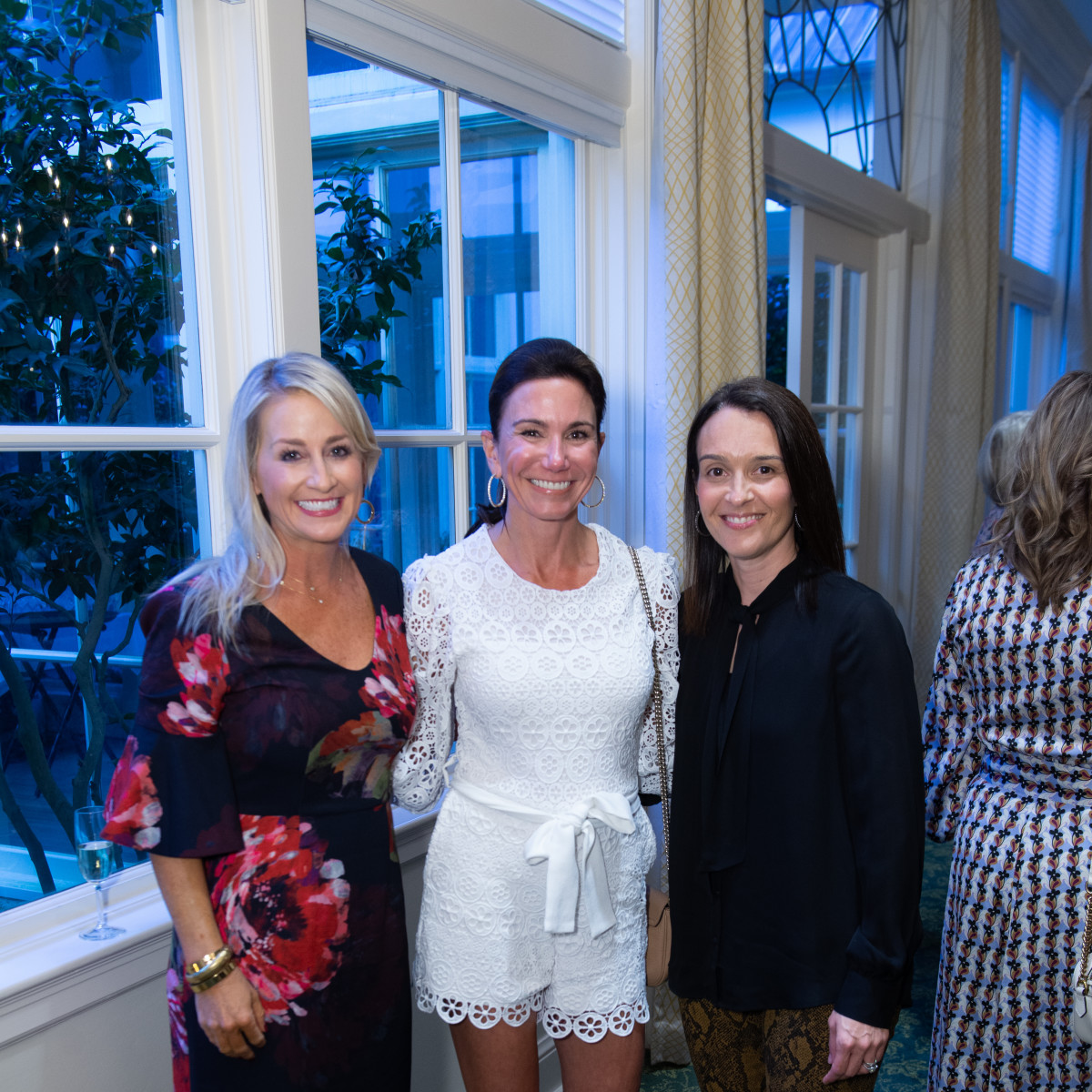 Fashion Unlocked Junior League Amy Comiskey, Angie Signorelli, Jamie Oliver