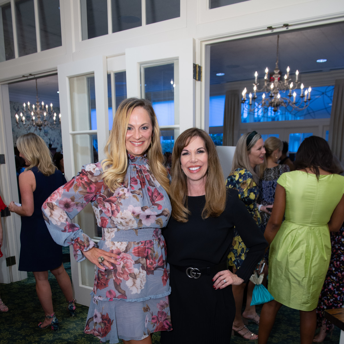 Fashion Unlocked Junior League Rachel Regan Roseann Rogers