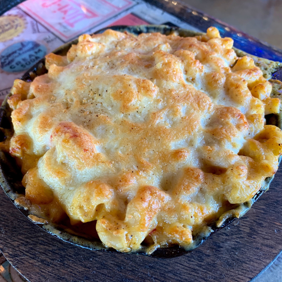 Preslee's crawfish mac and cheese