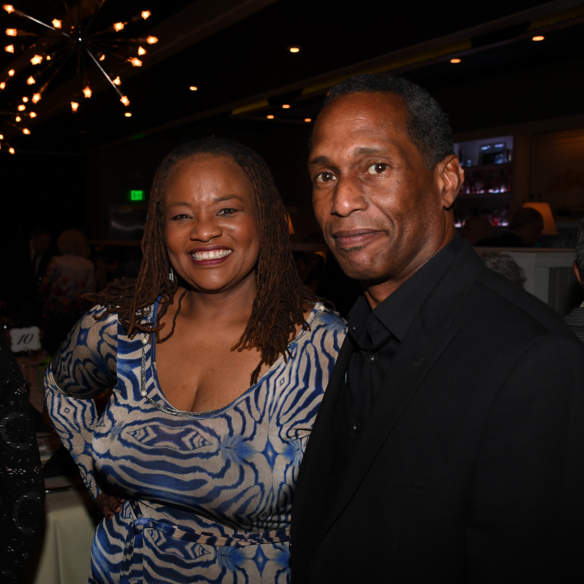 Norman Williams, Denise Lee