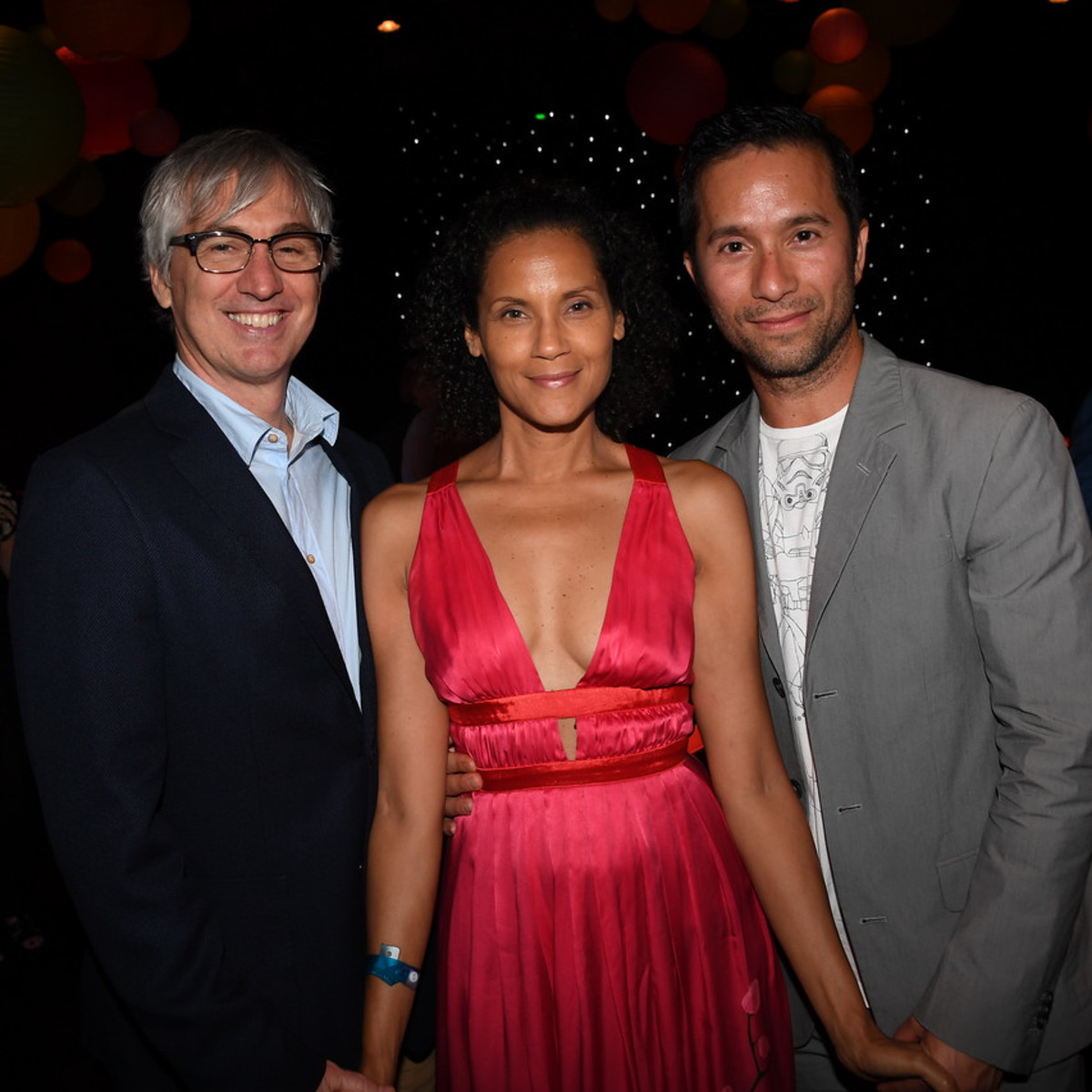 Stephan Wolfert, Dawn Stern, Carman Lacivita