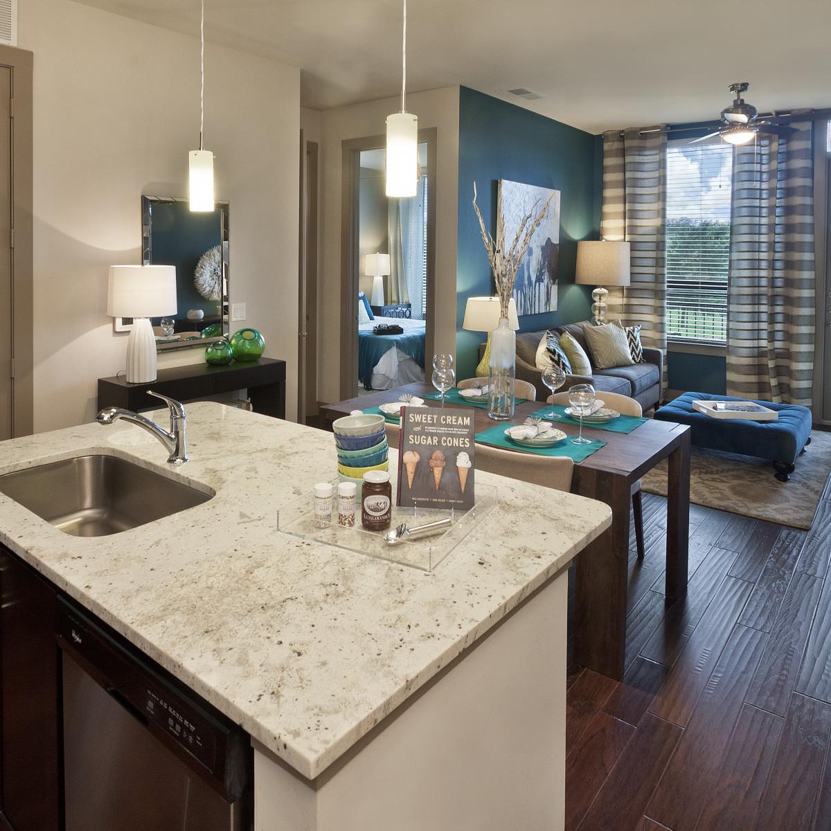 Echo apartments in Austin