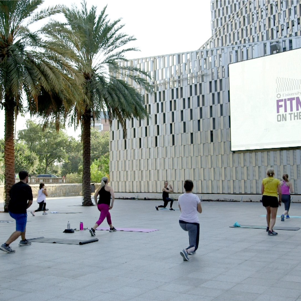 Frost SA Fitness on the Plaza