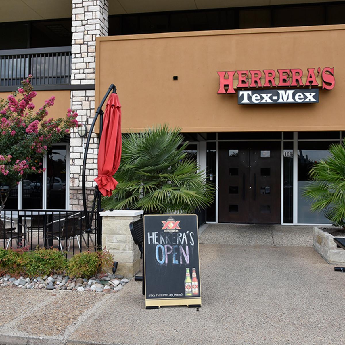 Herrera's Tex-Mex in Addison