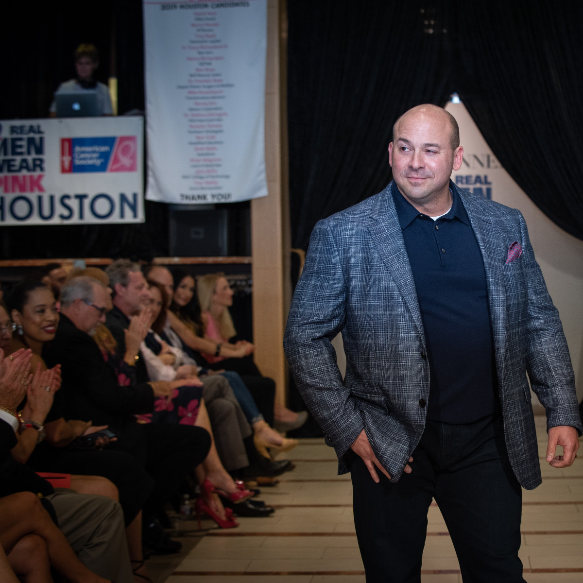 Real Men Wear Pink Houston 2019 Michael Mire