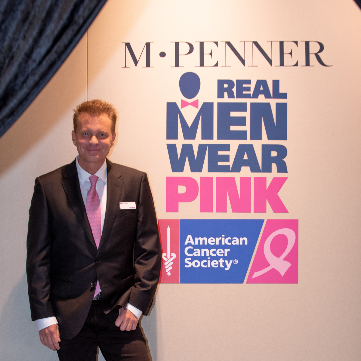 Real Men Wear Pink Houston 2019 Ryan Chase