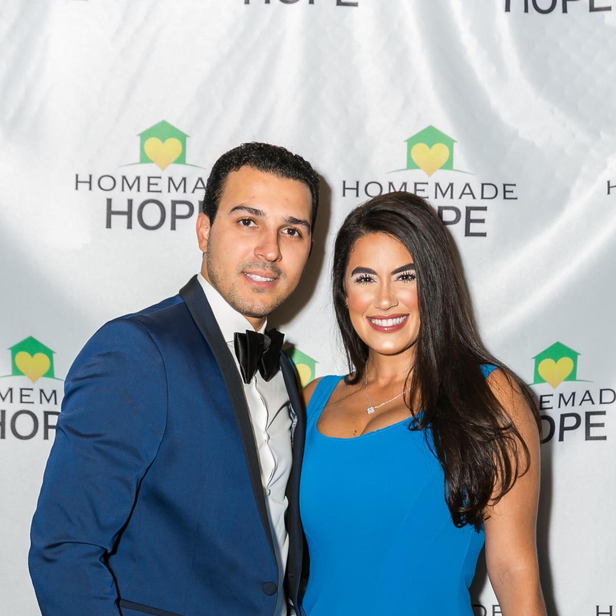 Homemade Hope Gala Amad Saber Tiffany LaRose