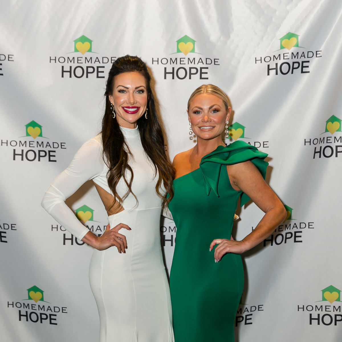 Homemade Hope Gala Ashley Dockall Natalie Gage