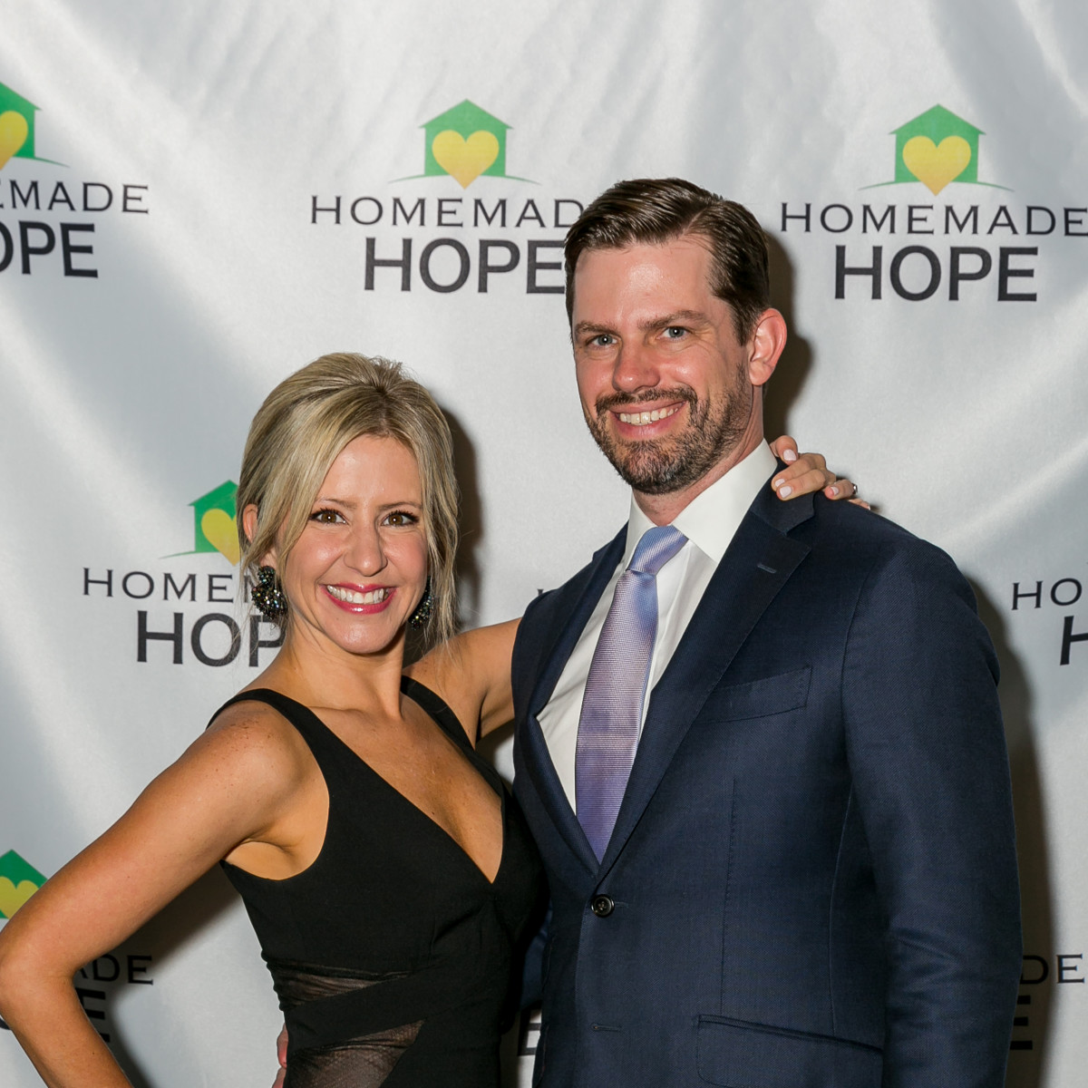 Homemade Hope Gala Margaret Delaronde Josh Marcell