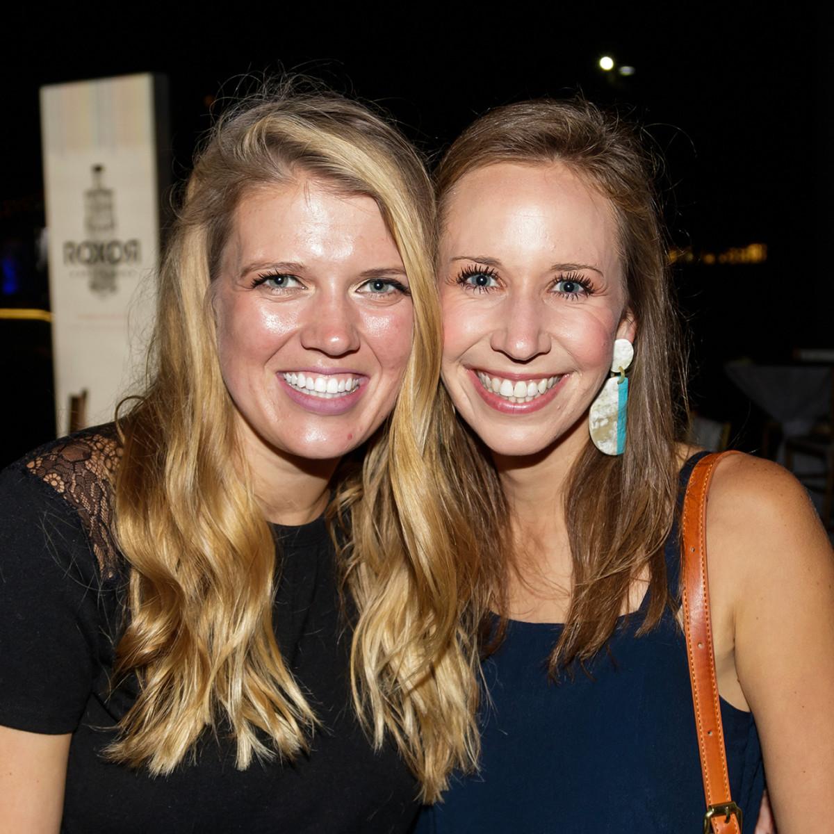 Brittany Brunson, Caroline Adams