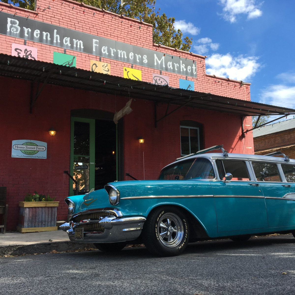 Home Sweet Farm Market and Biergarten brenham