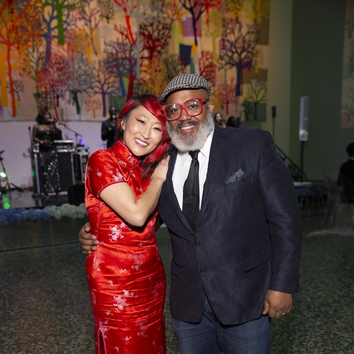 MFAH Grand Gala Ball 2019 JooYoung Choi Trenton Doyle Hancock
