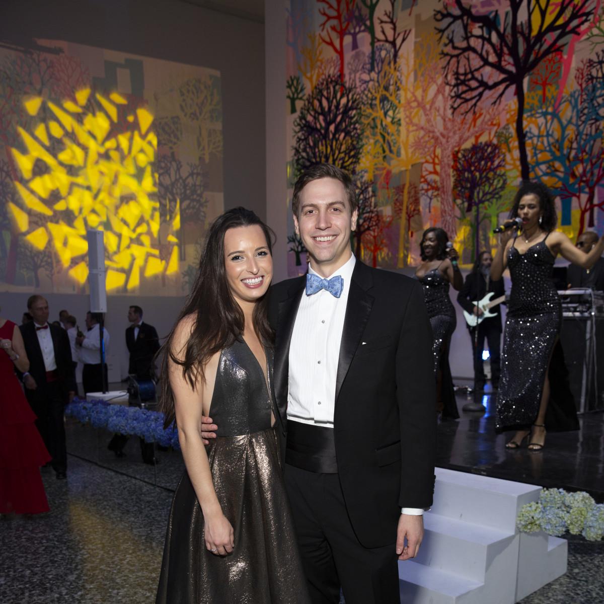 MFAH Grand Gala Ball 2019 Seagren Wilson Harris Pritchard