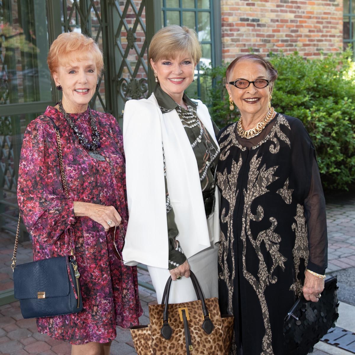 Lorraine Meenan, Donna Arp Weitzman, Mary Miller
