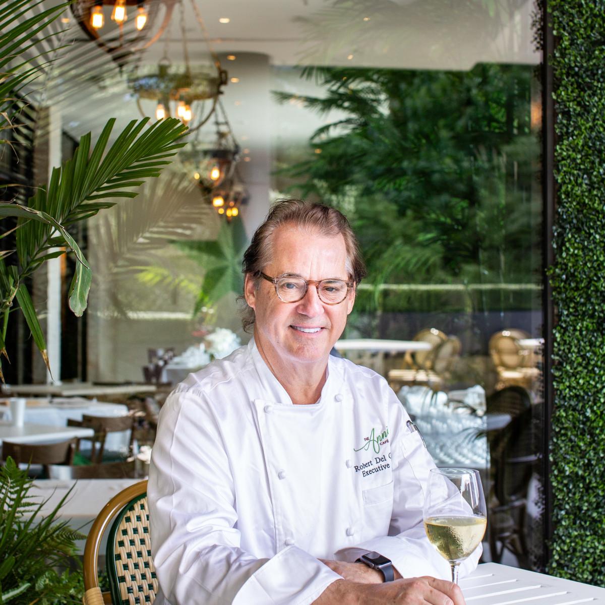 The Annie Cafe chef Robert Del Grande