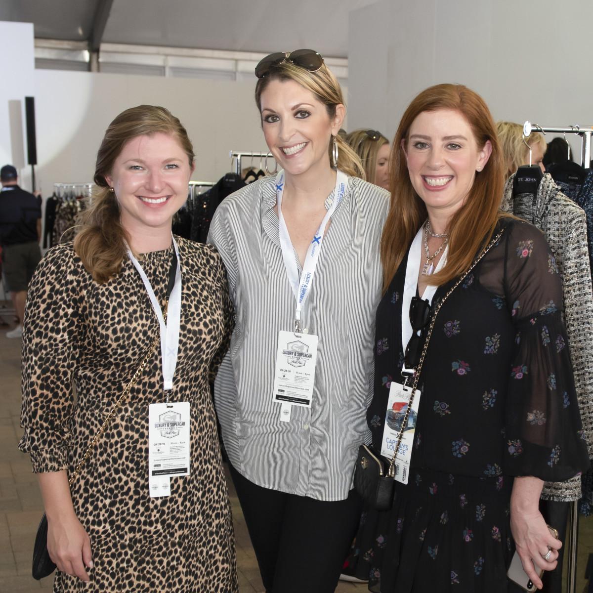 Hendrika Diehl, Victoria Snee, Liz Thrash