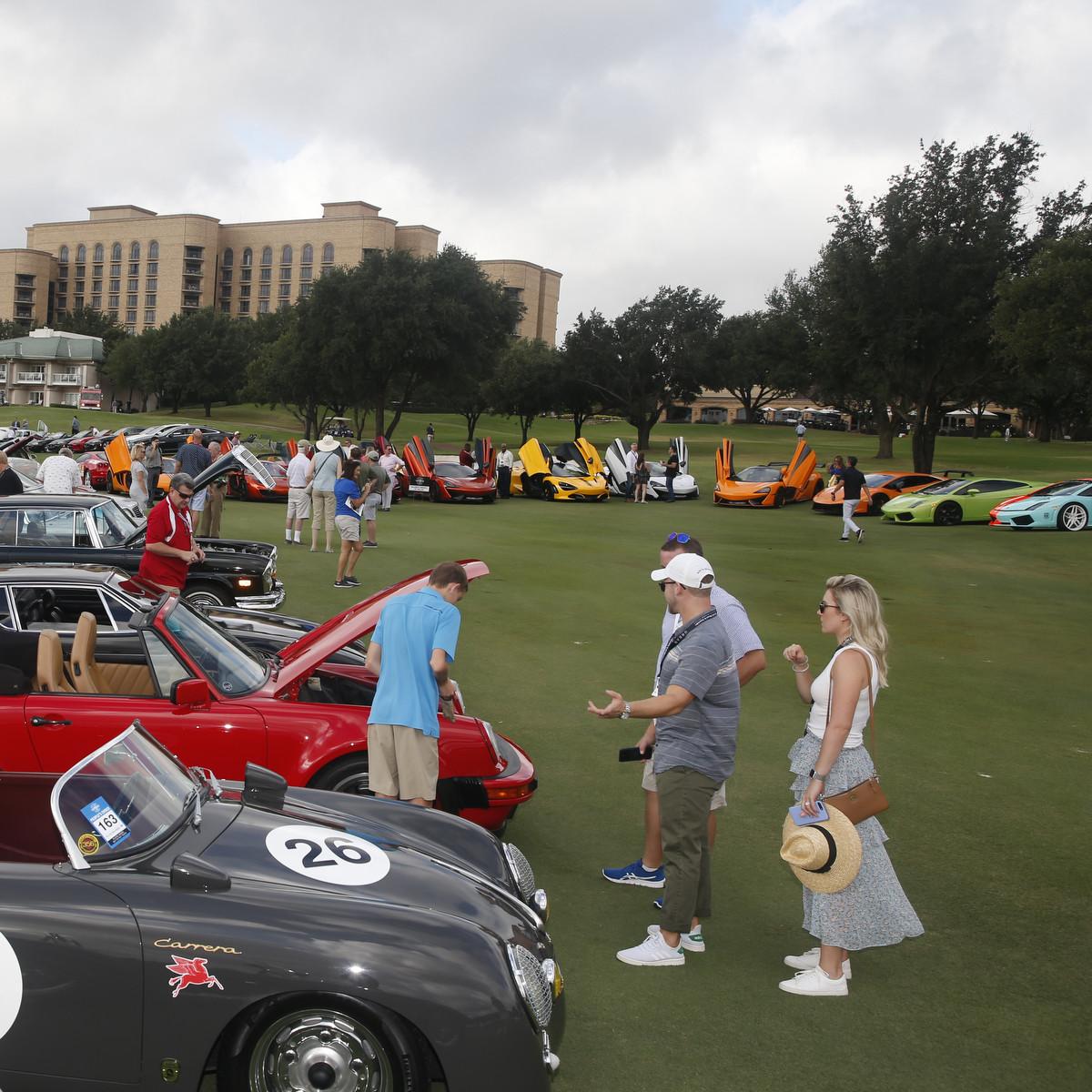 Park Place Luxury Supercar Showcase 2019