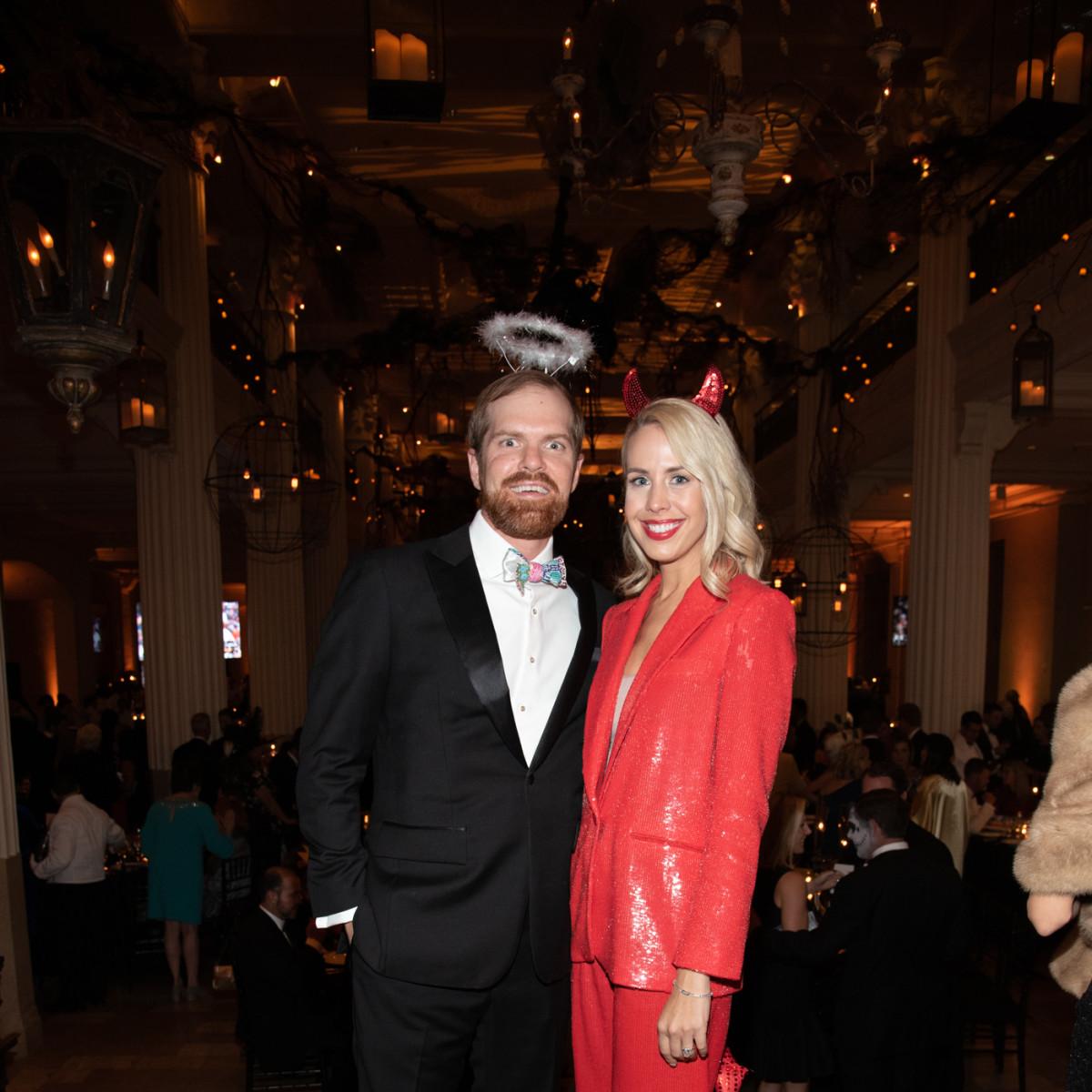 Children's Museum of Houston gala 2019 John Caroline Harrell