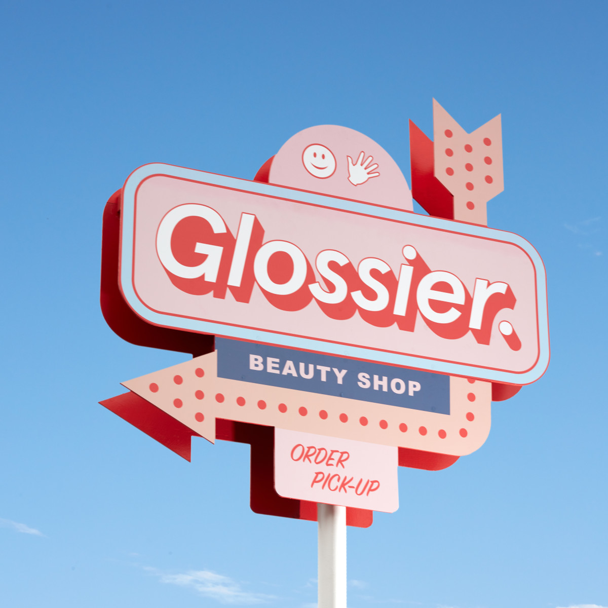 Glossier South Congress Austin