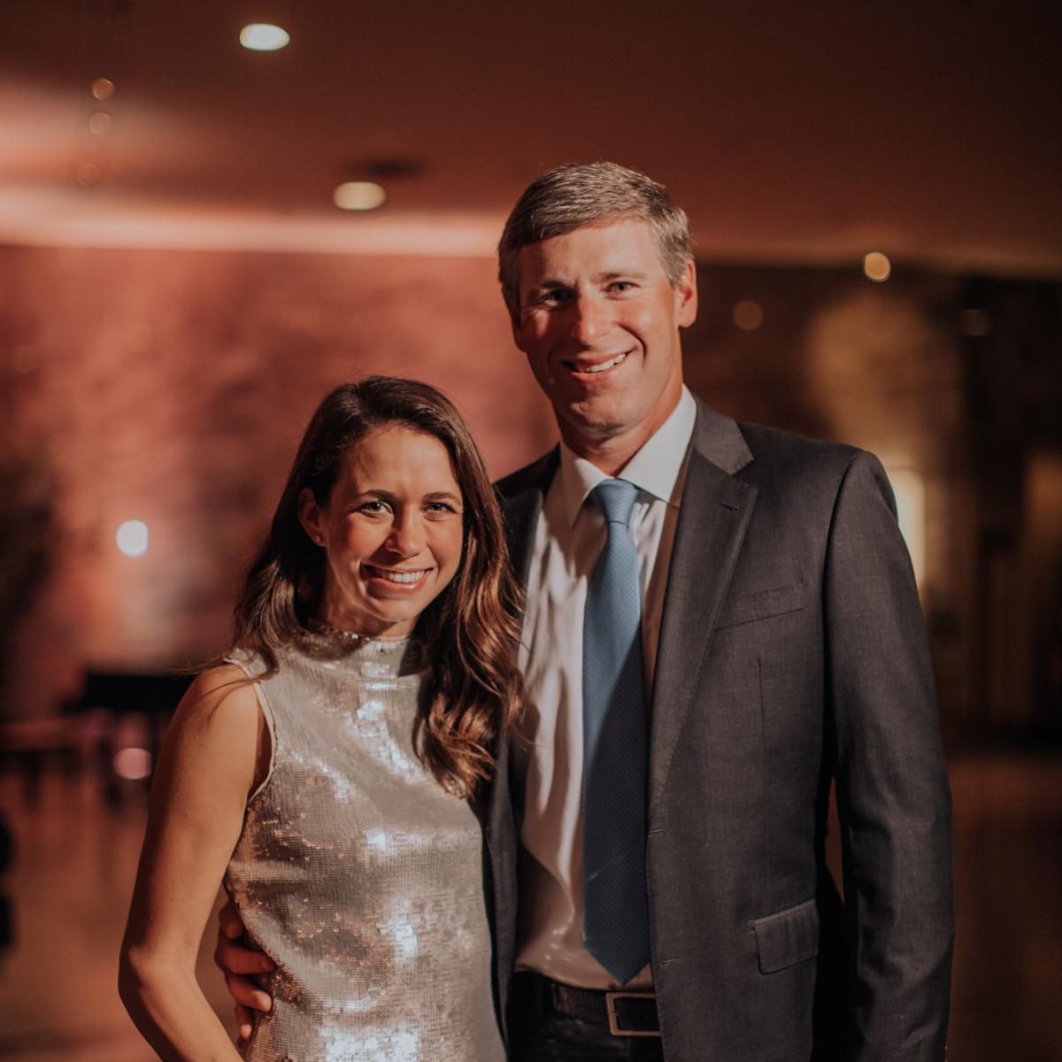 Catherine & Todd Davenport
