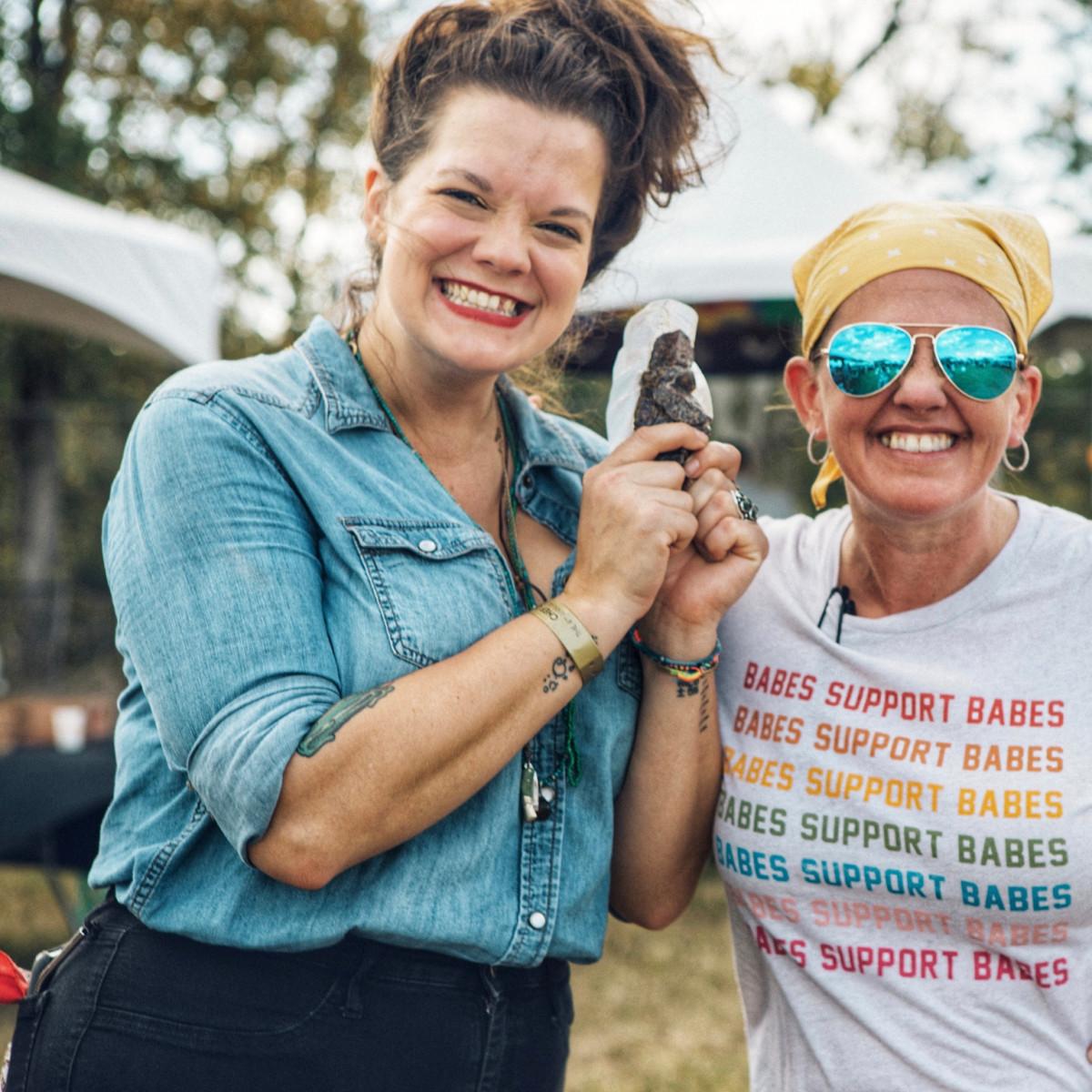 Butcher's Ball 2019 Christa Havican Jessica DeSham Timmons