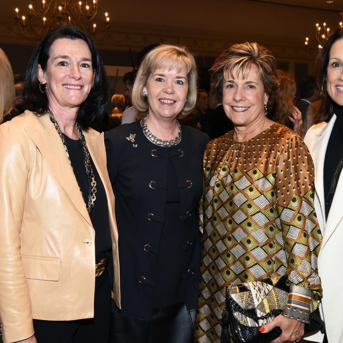 Leslie Diers, Christie Carter, Becky Good, Pam Perella