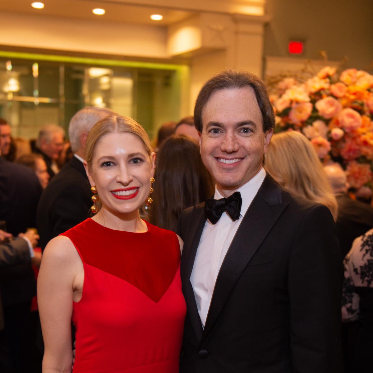 HGO Opening Night Rigoletto 2019 Isabel Danny David