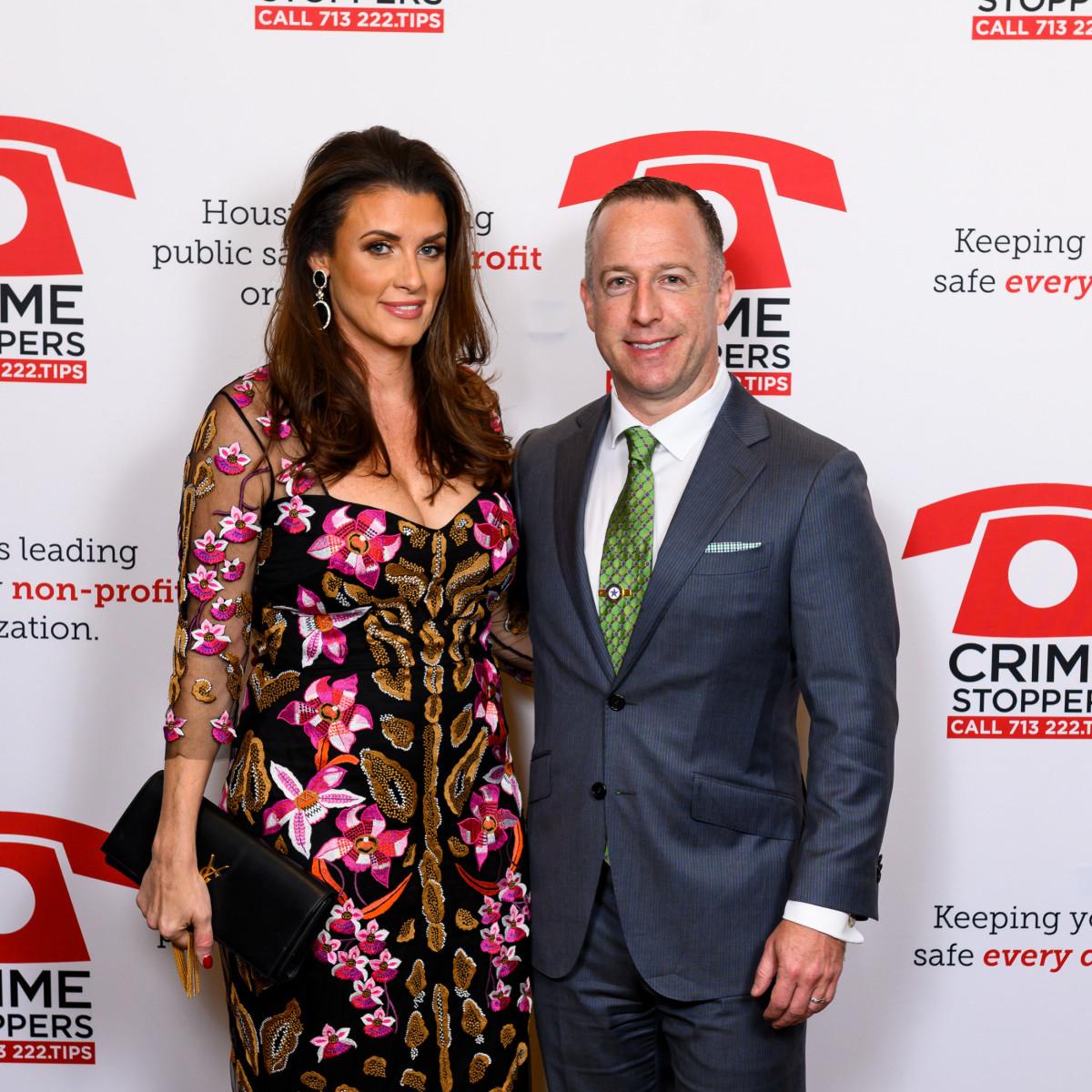 Crime Stoppers Gala 2019 Jordan Dylan Seff