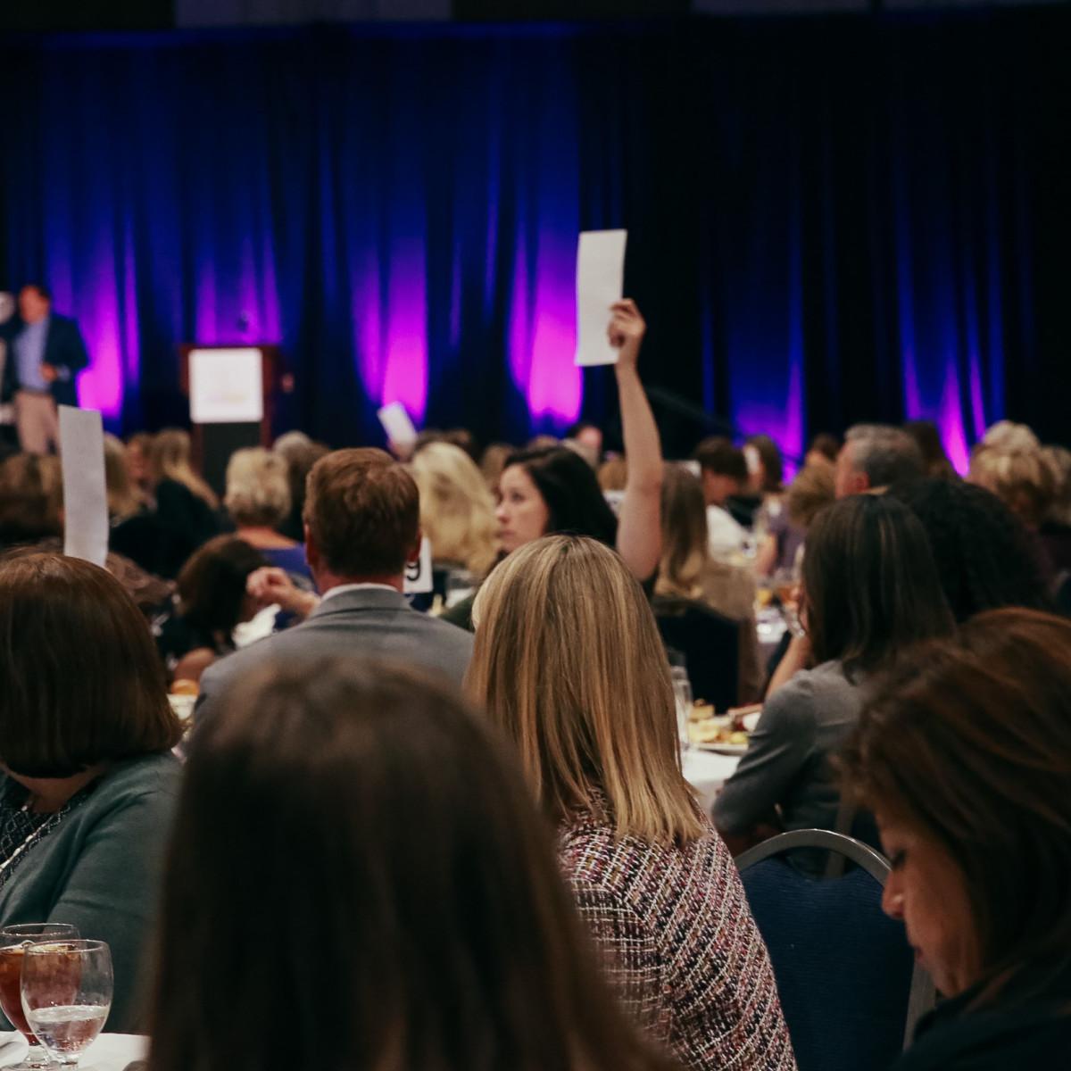 Safehaven Legacy of Women luncheon 2019