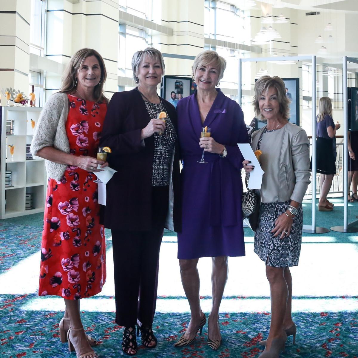 Deanne Brown, Debra Cannon, Patti Irwin, Paula Bearden