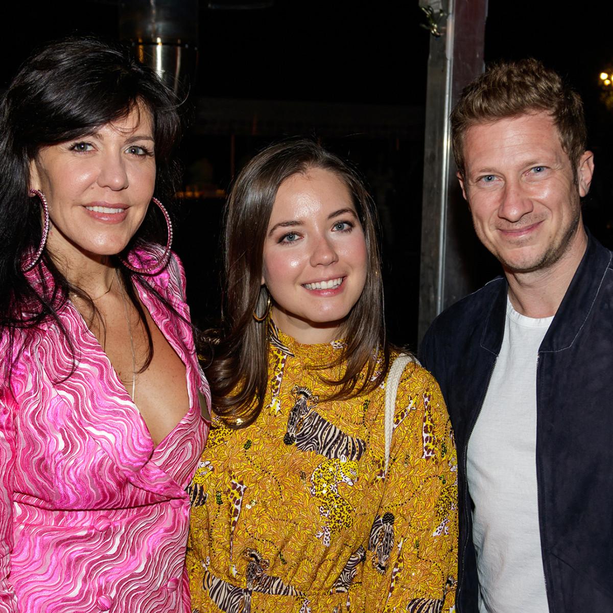 Sabrina Dee, Rebecca Rauenhorst, Rand Horowitz
