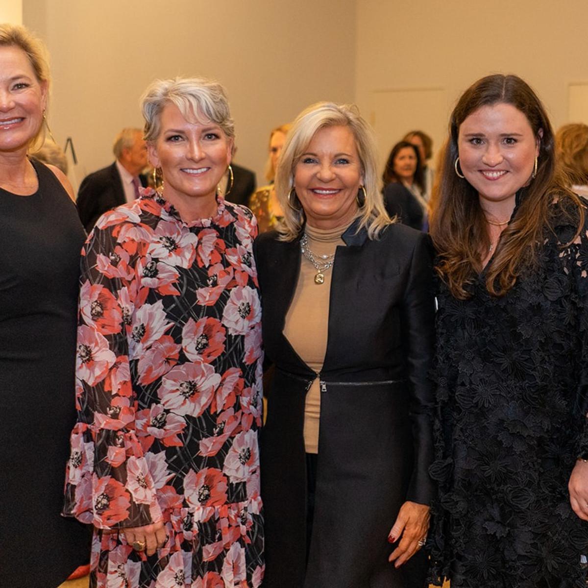 Rose Allegro, Delia Johnson, Lisa Kroencke, Mary Shuford