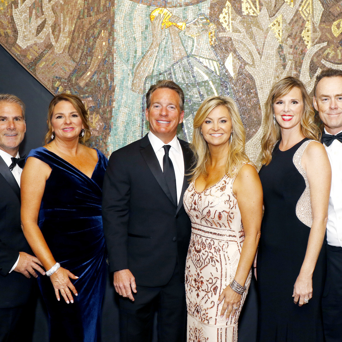 Grady Reynolds, Laura Reynolds, Chris Young, Amy Young, Ben Peters, Crissy Peters