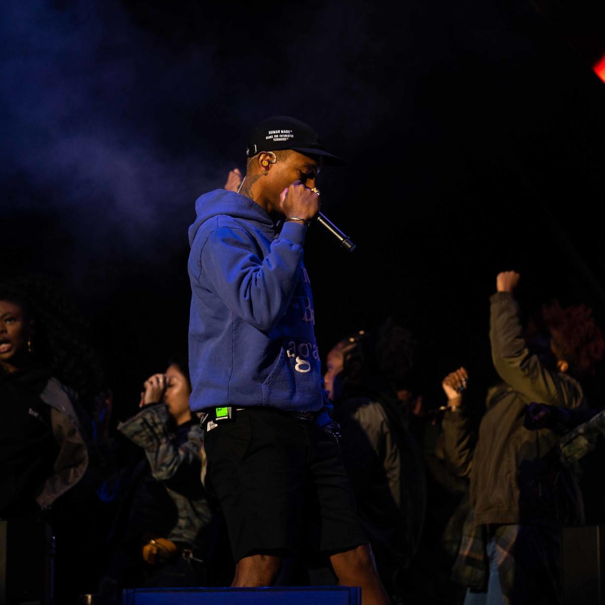 Astroworld Festival 2019 Pharrell