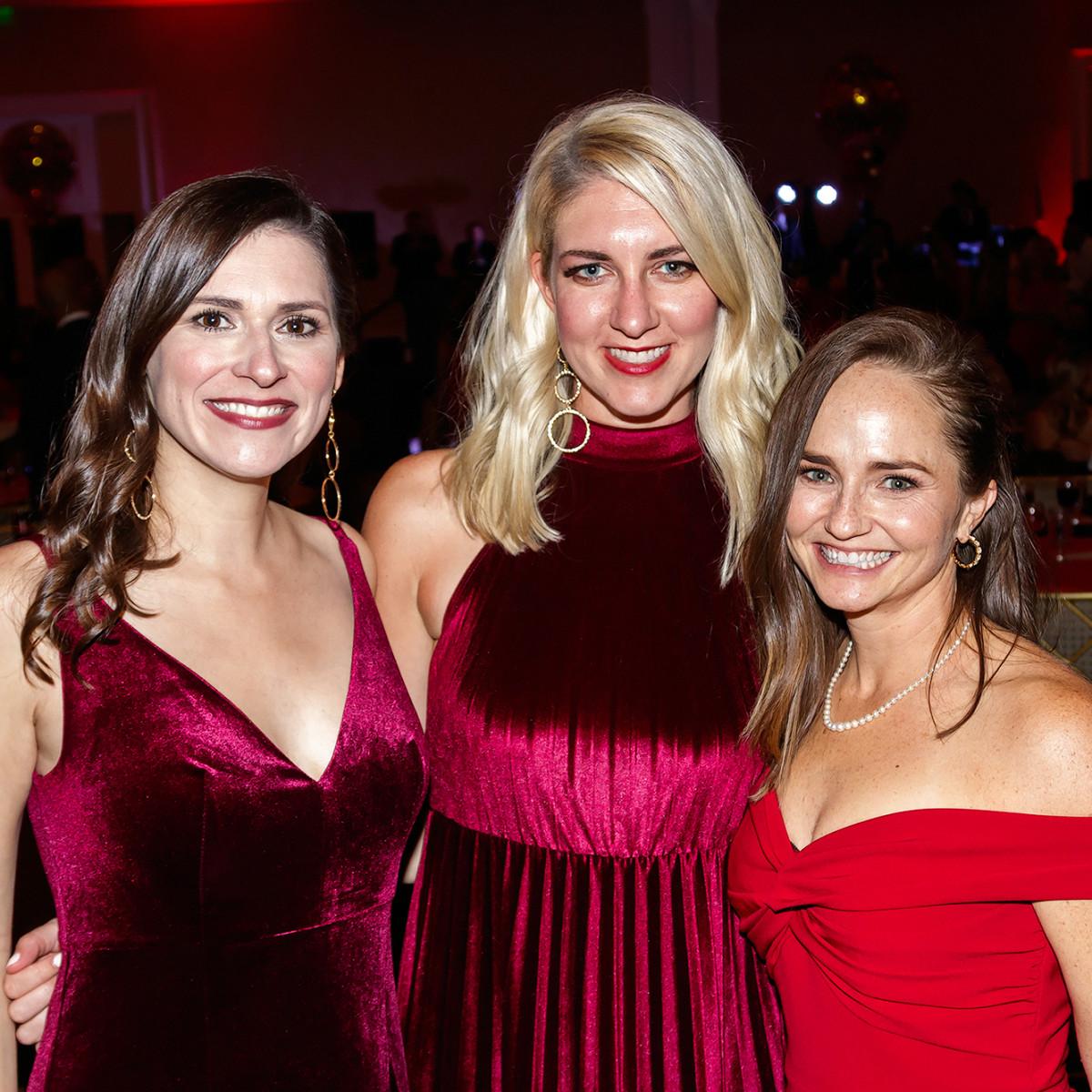 Niki Landry, Chelsea Dora, Emily Hopkins