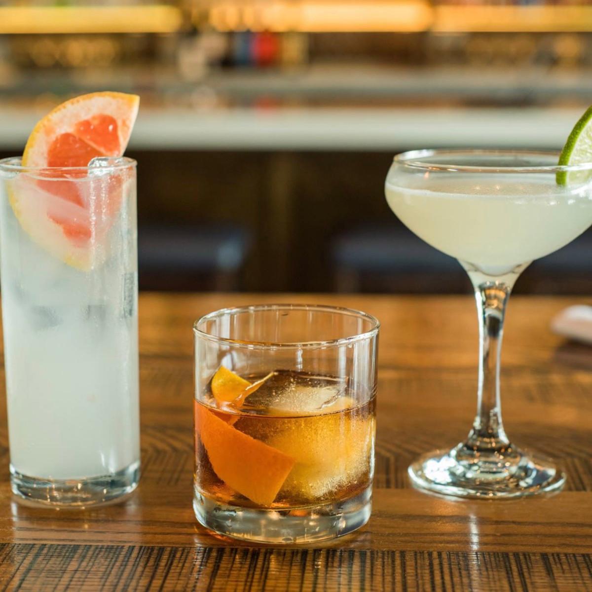 Riel cocktails