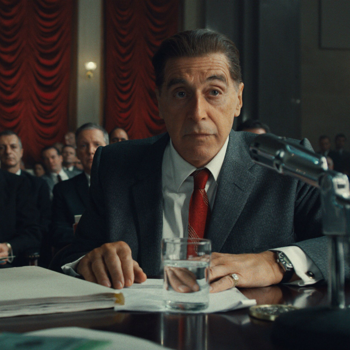 Al Pacino in The Irishman