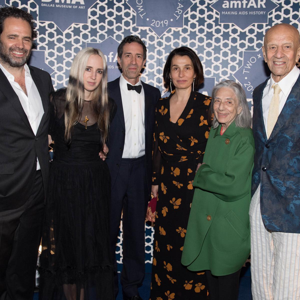 Gavin Brown, Hope Atherton, Vincent & Vivian Katz, Ada and Alex Katz