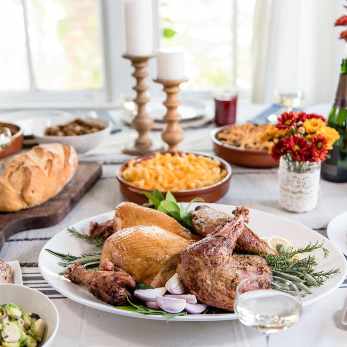 Revival Market Thanksgiving