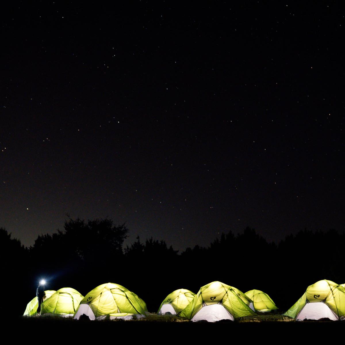 Camp Three