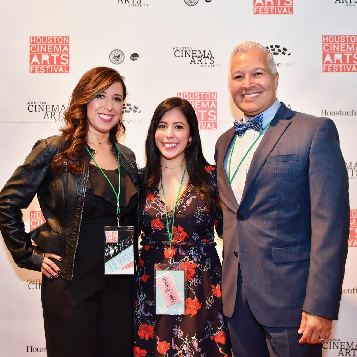 HCAF 2019 Opening Night: Liza Diaz, Alyssa Knoles, Albee Diaz